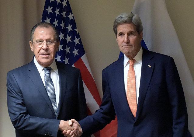 俄外长:俄美两国希望叙利亚调解进程于1月底前启动