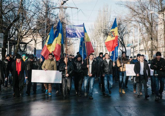 摩尔多瓦总检察院就议会附近骚乱事件提起刑事诉讼