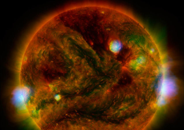 媒体:科学家们将开始红矮星系中寻找外星人