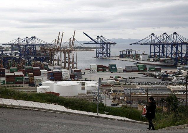 中国收购希腊比雷埃夫斯港
