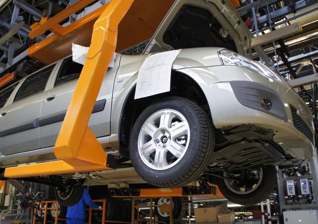 俄AvtoVAZ公司把2017年出口预测下调至2.5万辆