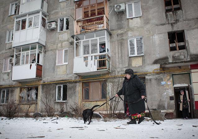 联合国顿巴斯地区局势稳定评估团开始在乌克兰工作