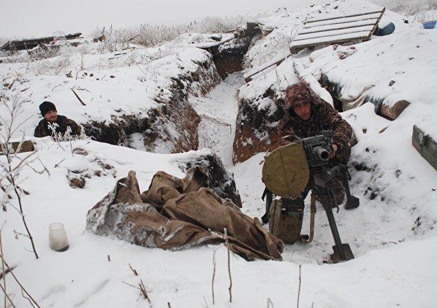 卢甘斯克人民共和国侦察机关:乌克兰向顿巴斯调派波兰雇员