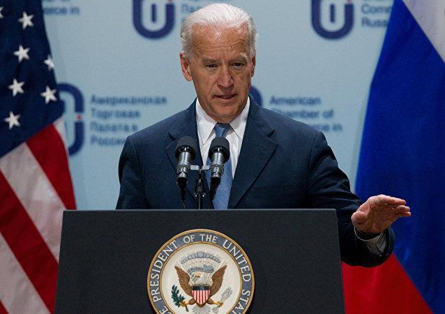 乔∙拜登正式同意接受民主党的美国总统候选人提名