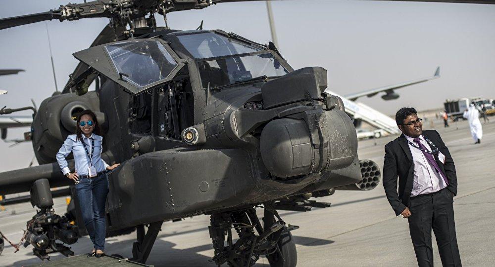 美國戰鬥直升機