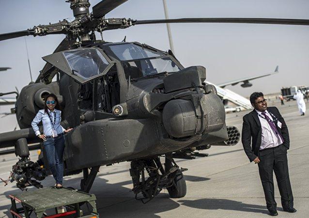 美国战斗直升机