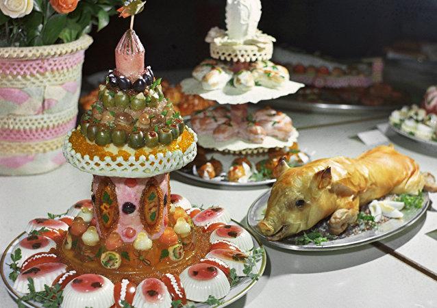 俄罗斯食物