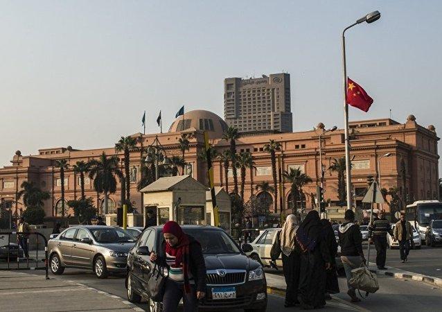 中国在中东实现新突破