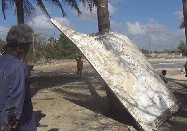 媒体:泰国南部发现碎片或来自日本运载火箭
