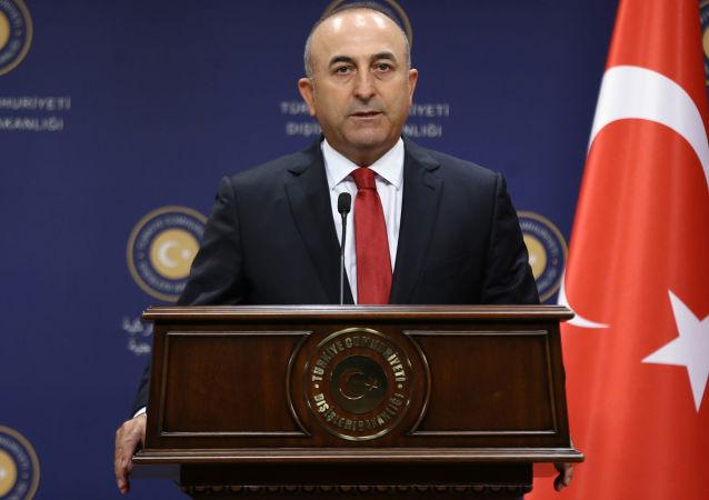 土外长:如库尔德民主联盟党出席土耳其将抵制日内瓦谈判