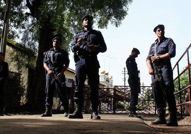 印度的日本工厂因骚乱而暂停工作