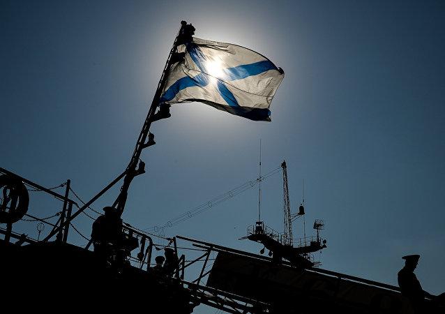 俄罗斯海军旗