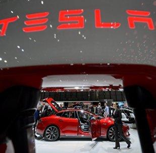 媒體:特斯拉擬在華建電動車工