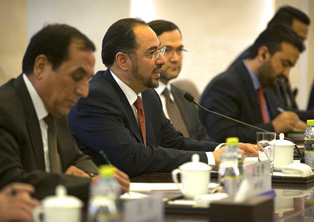 阿富汗外长提议通过区域反恐战略