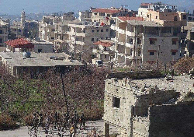 叙利亚和谈重启日期仍定为2月25日