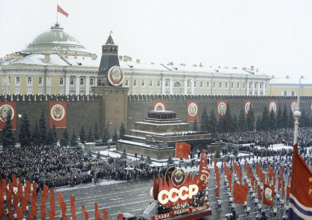 民调:大部分俄罗斯人对苏联解体感到惋惜