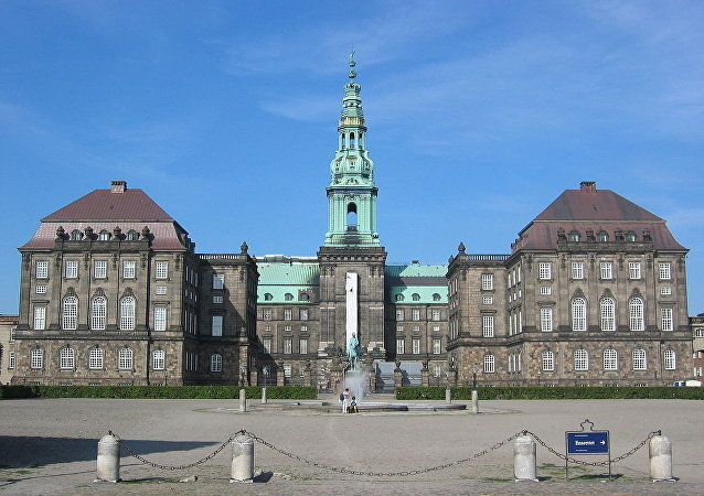 丹麦议会最高法院首相宫