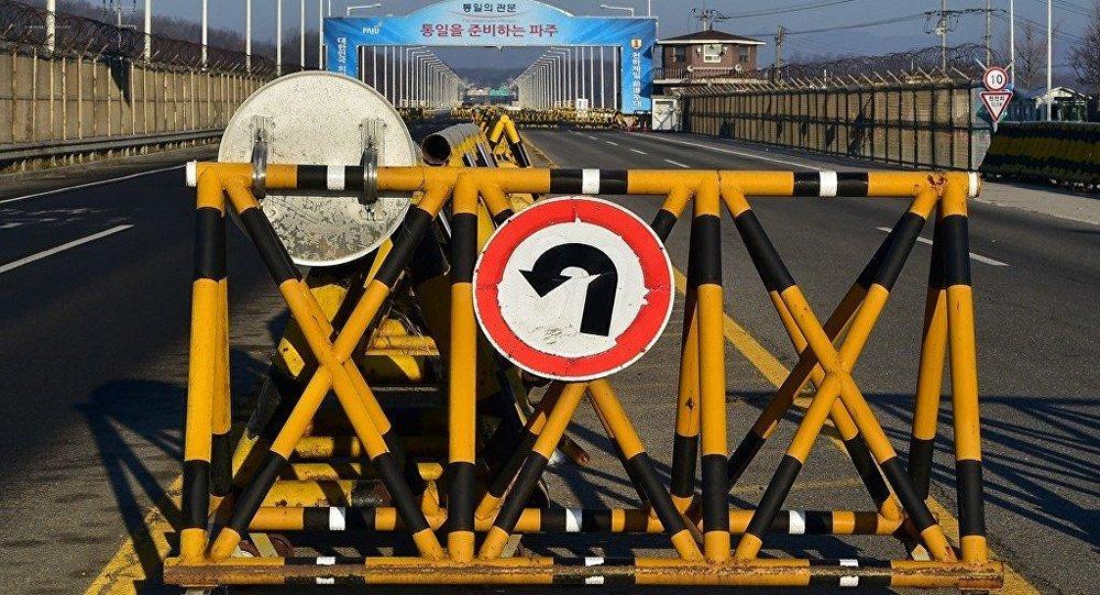 中国外交部:中方反对朝鲜半岛各方开展单边制裁