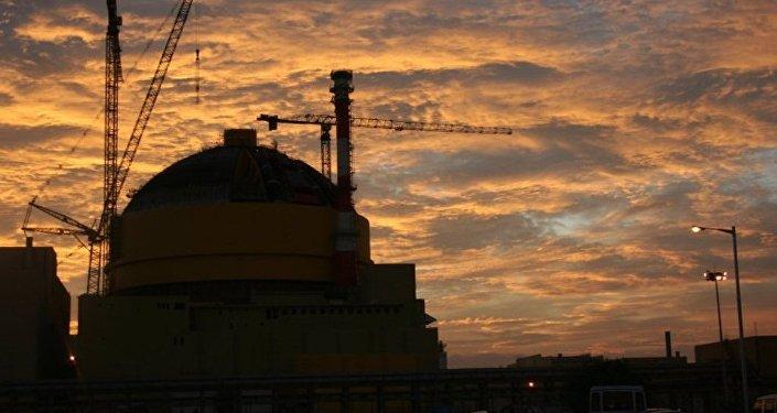 库丹库拉姆核电站第3号、4号机组建设工作7月前进入实质进行阶段