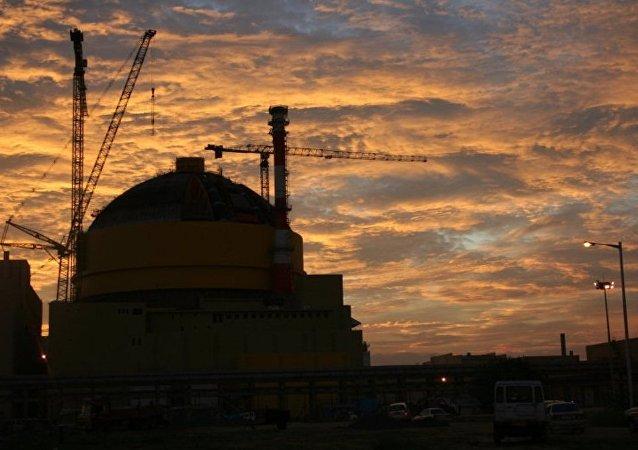 俄国家原子能公司期望很快签署库丹库拉姆核电站三期工程协议
