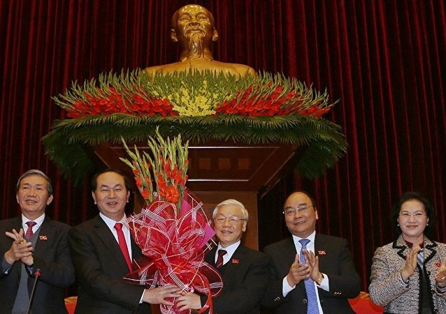 媒体:越共大会对国家领导层进行重大调整