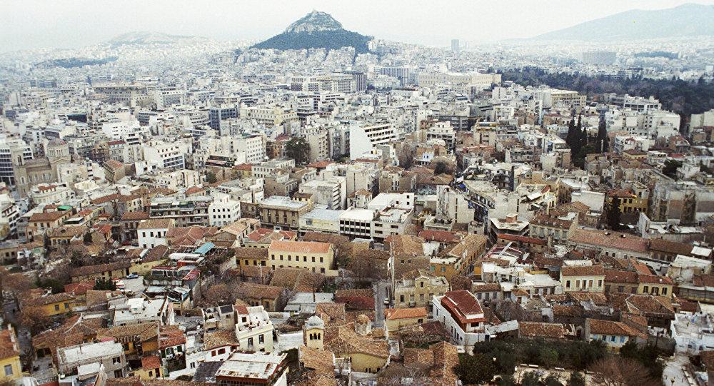希腊首都雅典