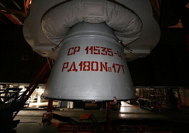 俄签署关于2020年向美供应6台RD-180火箭发动机合同