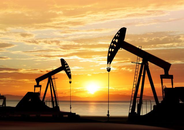 世界能源原料价格因美国石油协会的信息上涨