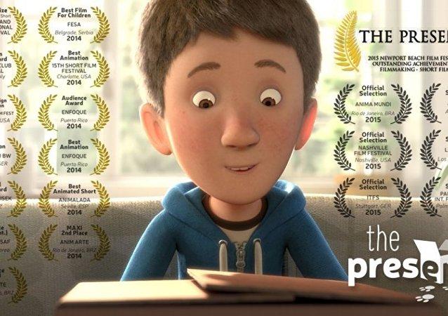 动画短片《最棒的礼物》