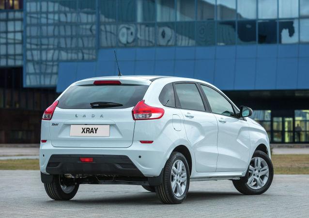 俄罗斯汽车 Lada Xray