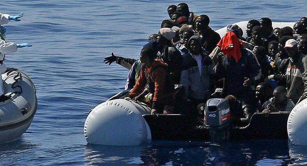 欧盟宣布启动打击地中海人口走私行动计划