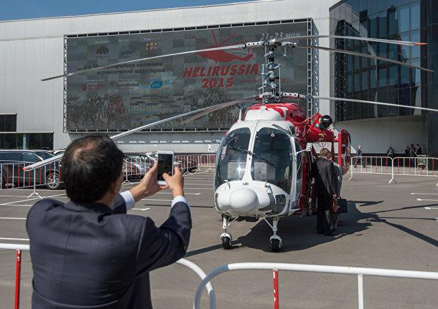 卡-226T直升机