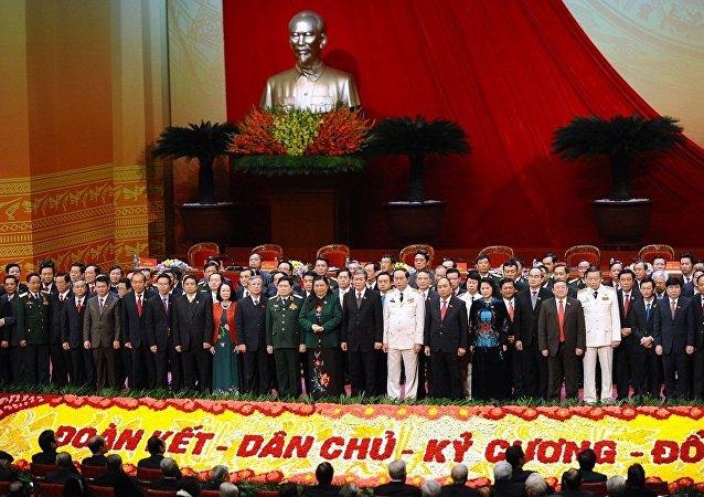 專家:越共保守派獲勝不會改變國家的外交政策