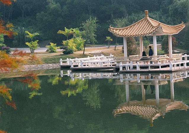 莫斯科2016年将出现首座中国风景园