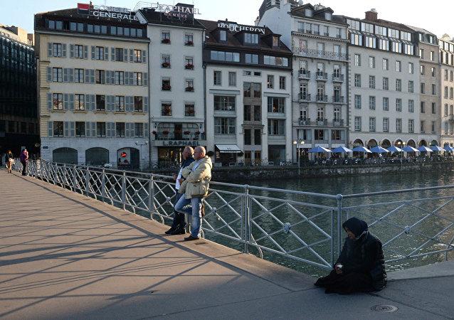 瑞士警方正在搜寻一名与监督者一起越狱的叙利亚人