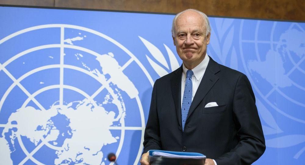 德米斯图拉13日前将访问叙利亚、伊朗、黎巴嫩和约旦首都