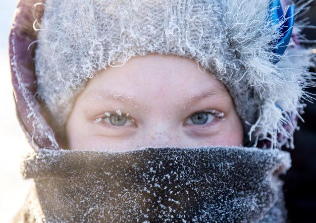 俄罗斯零下62度创气温记录