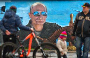民调:俄罗斯人最喜欢普京的果断和男子气