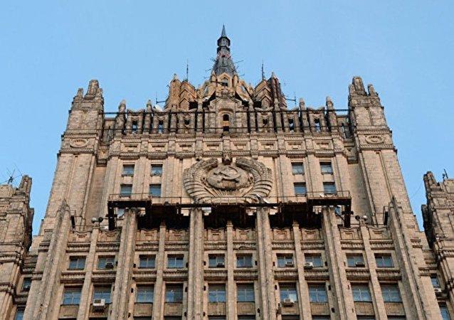俄外交部:俄美均未完成限制进攻性战略武器条约 开展新一轮军备裁减毫无意义