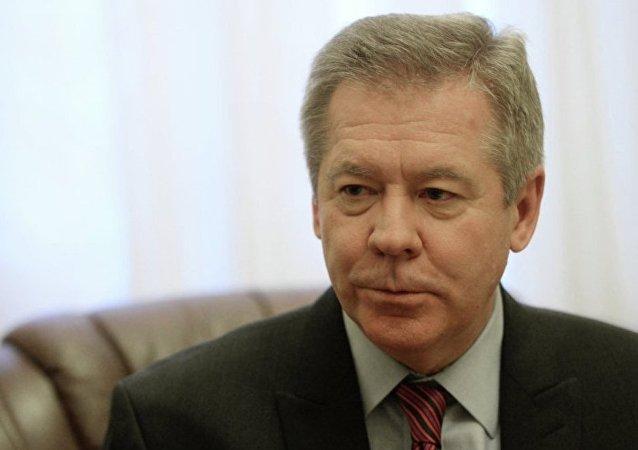 俄罗斯副外长加季洛夫