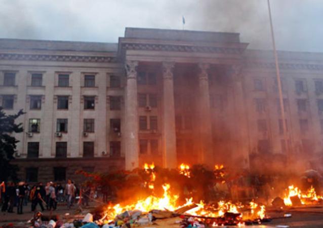 敖德萨 2014年5月2日