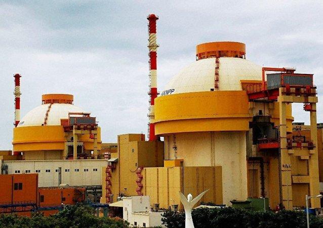 """印度""""库丹库拉姆""""核电站"""