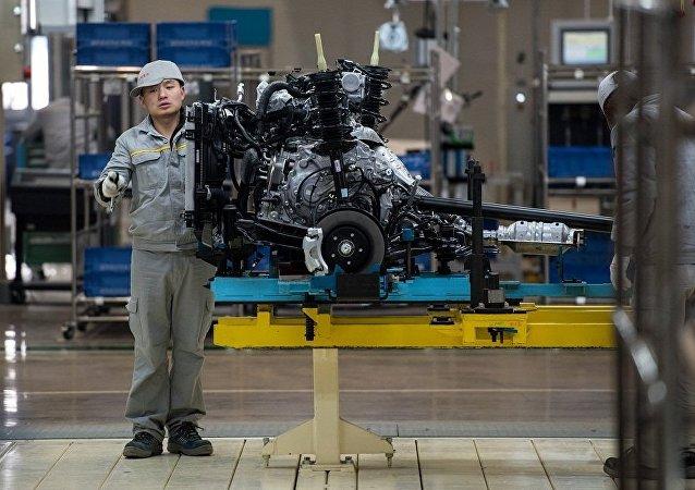 中国国家统计局:2016年8月工业增加值同比增长6.3%