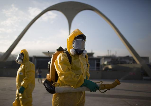 世衛組織:抗擊寨卡病毒需要5600萬美元