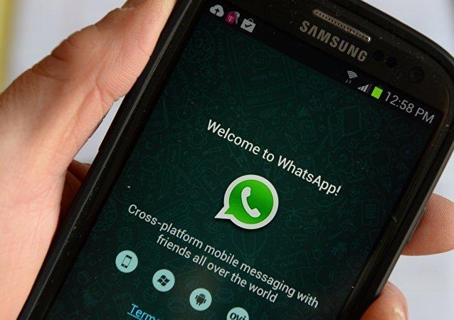 WhatsApp用户数量突破10亿