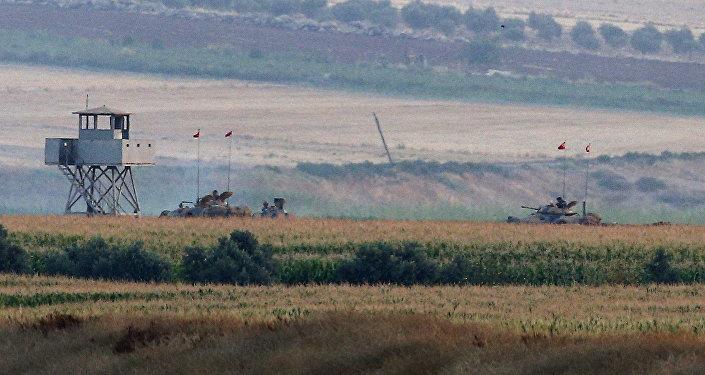 媒體:安卡拉擬在土敘邊境上部署新防空系統
