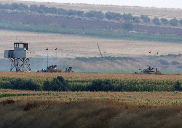 俄外长:必须封锁叙土边境以切断恐怖分子外援