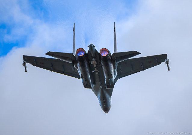 德媒:苏-35S是世界上最危险的战斗机