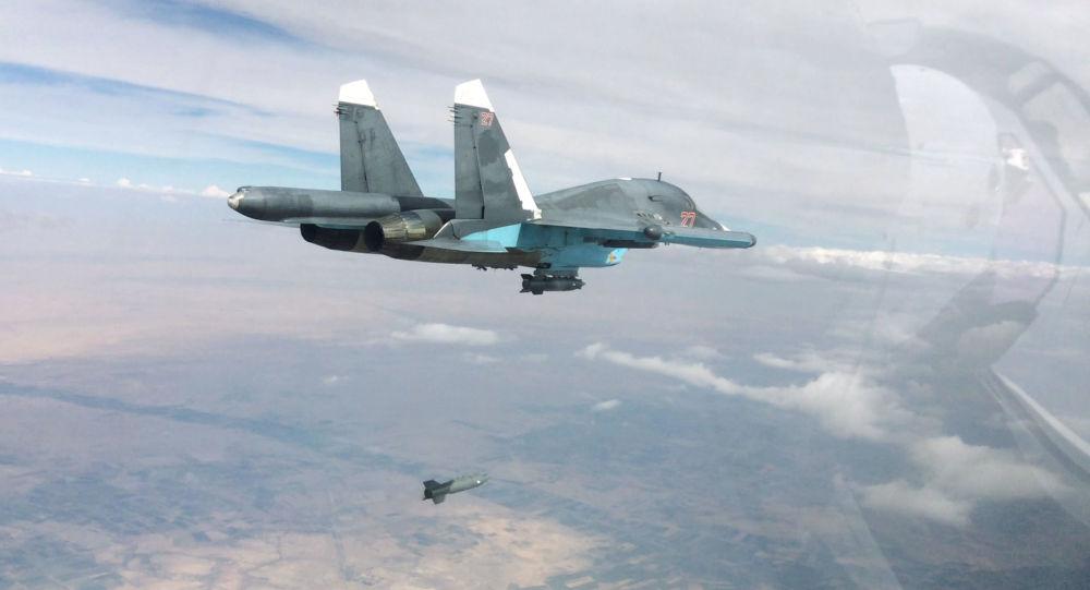 美国防部:俄军在遵守与美国的叙利亚飞行安全备忘录方面表现专业