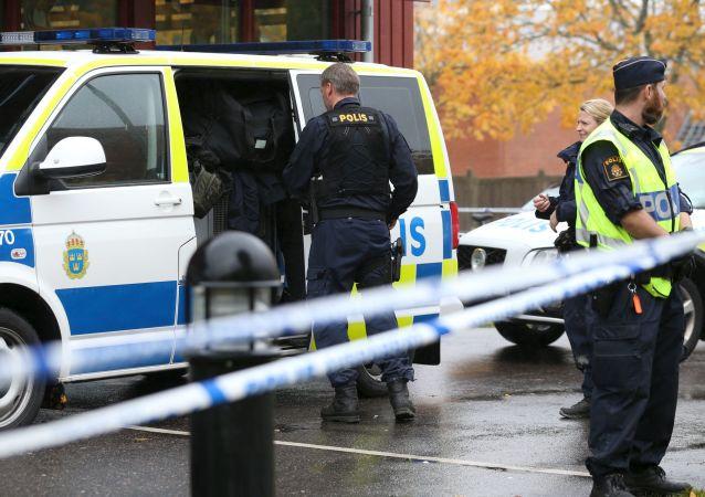 瑞典南部特雷勒堡枪击事件造成4人受伤
